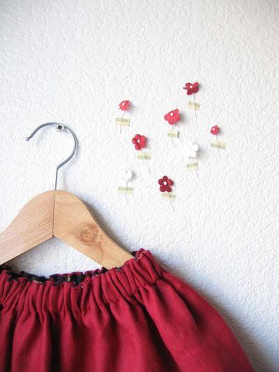 Flowerskirtdetail