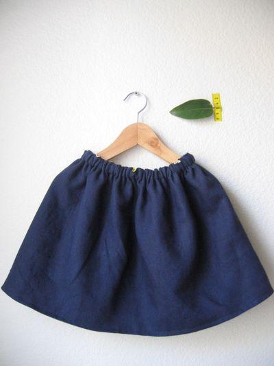 Skirt3blue